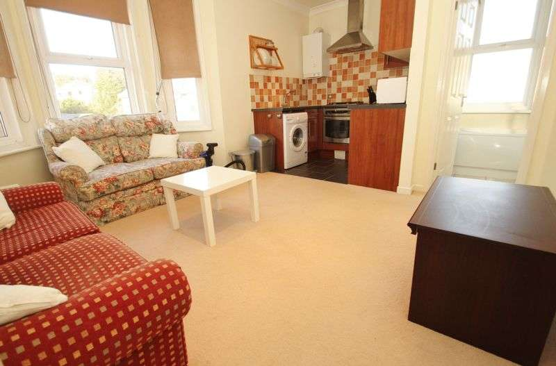2 Bedrooms Flat for sale in Winton, Bournemouth