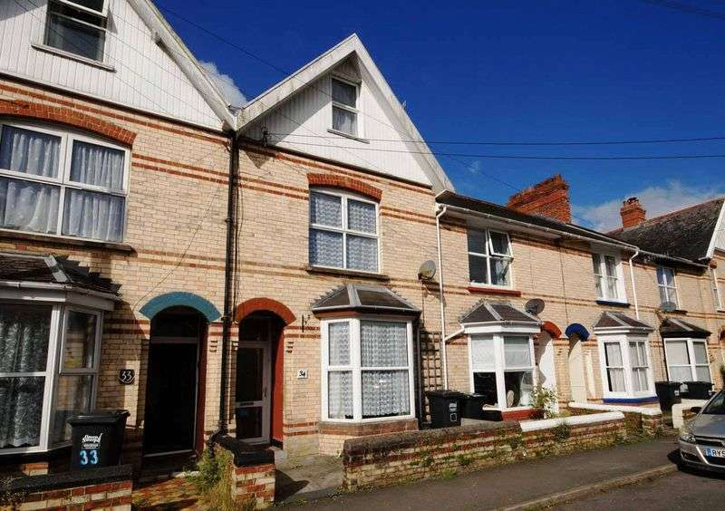 4 Bedrooms Terraced House for sale in Gloster Road, Barnstaple