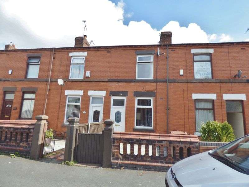 2 Bedrooms Terraced House for sale in Seddon Street, Windle, St.Helens