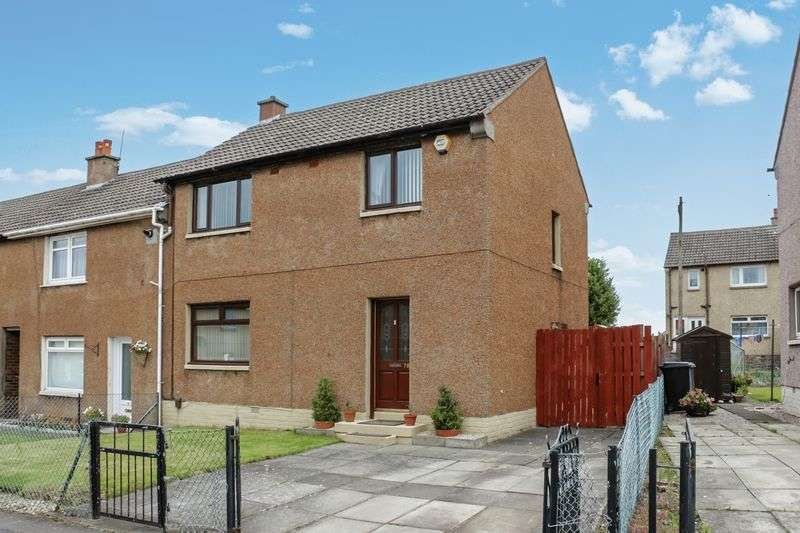 3 Bedrooms Terraced House for sale in 78 Borrowstoun Crescent, Bo'ness