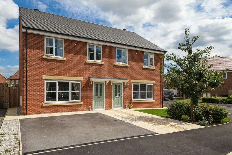 3 Bedrooms Semi Detached House for sale in Fielders Close, Wigan