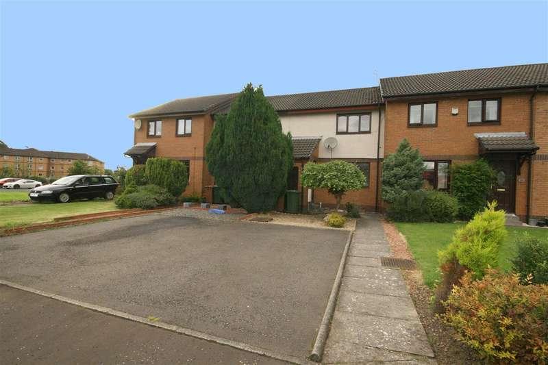 2 Bedrooms Terraced House for sale in Longdales Avenue, New Carron, Falkirk