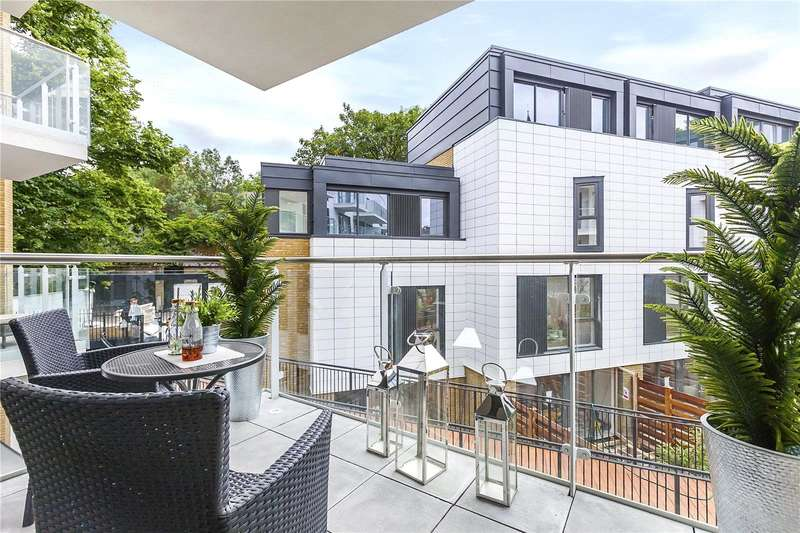 2 Bedrooms Flat for sale in Lewis House, 85 Canonbury Road, London, N1