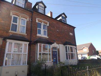 3 Bedrooms Terraced House for sale in The Hollies, Montague Road, Smethwick, West Midlands