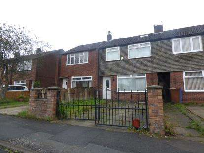 3 Bedrooms Terraced House for sale in Blackbrook Road, Heaton Chapel, Stockport, Cheshire