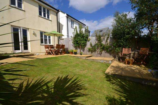 4 Bedrooms Detached House for sale in The Orchard, Barbican Hill, Looe, Cornwall
