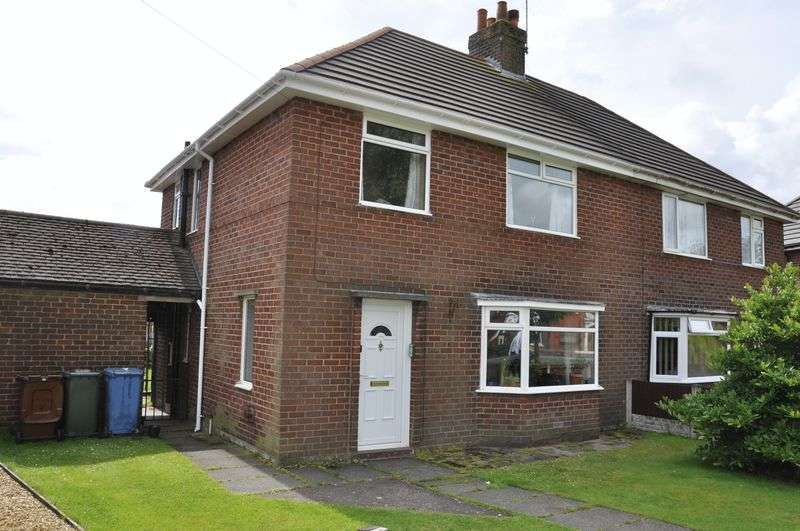 3 Bedrooms Semi Detached House for sale in Park Road, Adlington