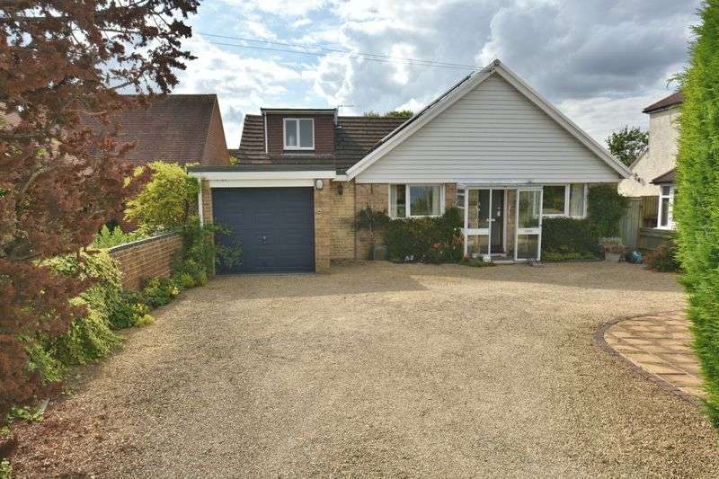 3 Bedrooms Detached Bungalow for sale in Bessels Way, Blewbury