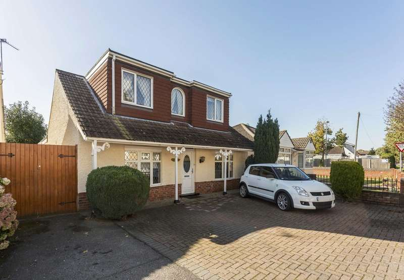 3 Bedrooms Detached House for sale in Central, Portsmouth, Hampshire, PO6