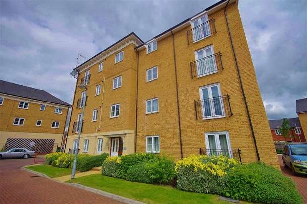1 Bedroom Flat for sale in Dali Court, 1 Ward Road, WATFORD, Hertfordshire