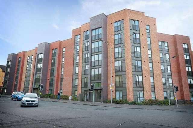 2 Bedrooms Flat for sale in 751 Garscube Road, Glasgow, G20 7JU