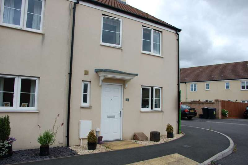 3 Bedrooms End Of Terrace House for sale in Morse Road, Norton Fitzwarren