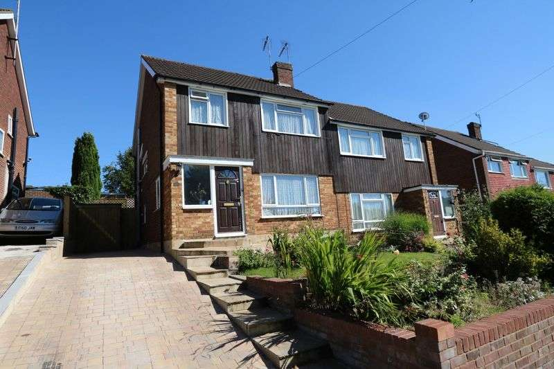 3 Bedrooms Semi Detached House for sale in Chippendale Close, High Wycombe