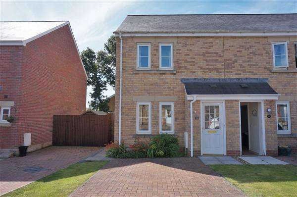 2 Bedrooms End Of Terrace House for sale in Clos Ael-Y-Bryn, PENYGROES, Llanelli
