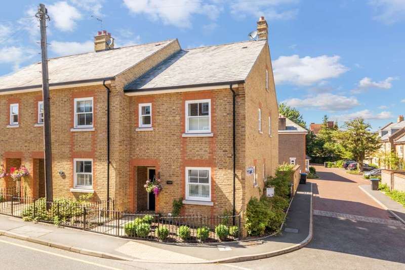 4 Bedrooms House for sale in Manor Street, Berkhamsted