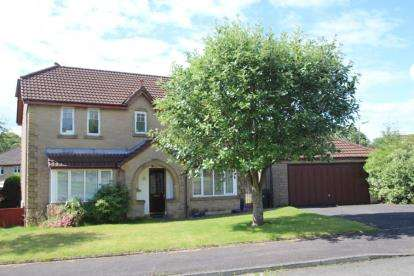 4 Bedrooms Detached House for sale in Bryanston Drive, Dollar