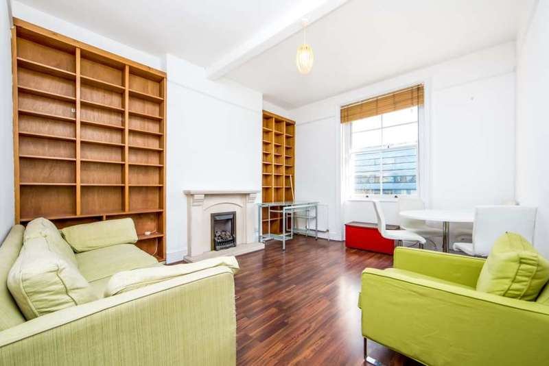 2 Bedrooms Apartment Flat for sale in Camden Road, Islington