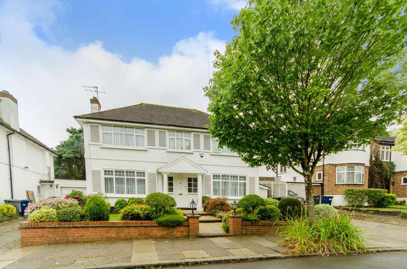 4 Bedrooms House for sale in Rowben Close, Totteridge, N20