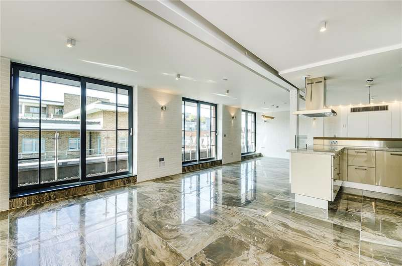 2 Bedrooms Flat for sale in Douglas House, Douglas Street, London, SW1P