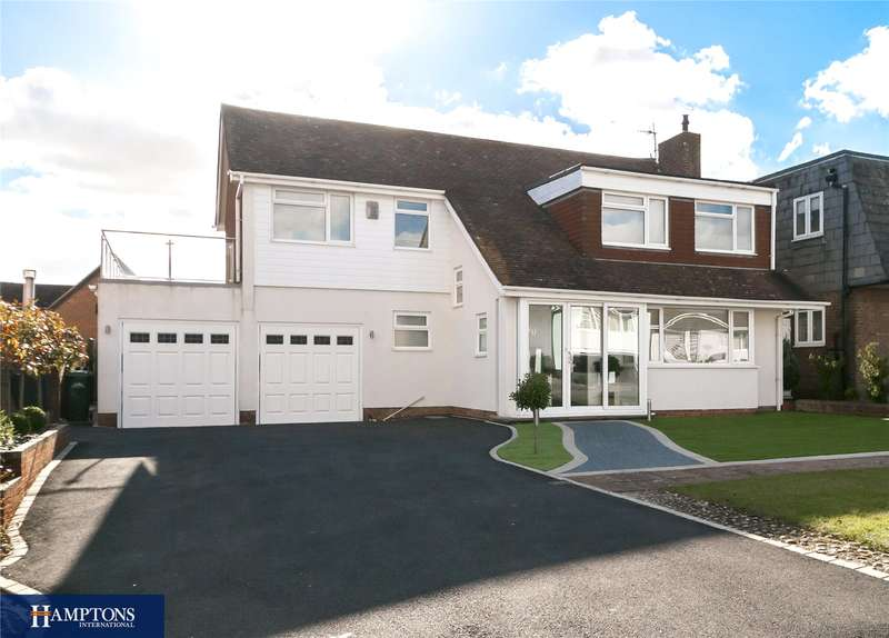 4 Bedrooms Detached House for sale in Hilltop, Brighton, East Sussex, BN1