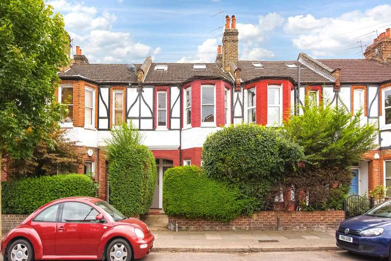 3 Bedrooms Flat for sale in Southfield Road, London, W4