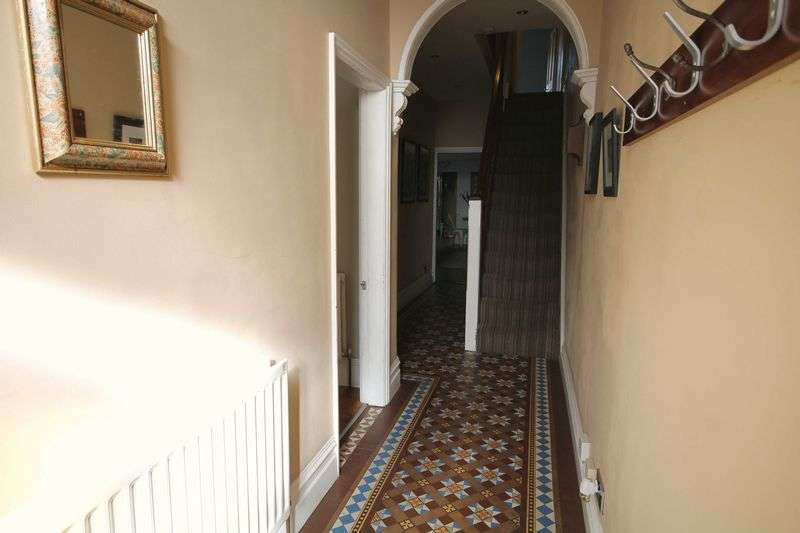 3 Bedrooms Terraced House for sale in Uttoxeter Old Road, Derby, Derbyshire