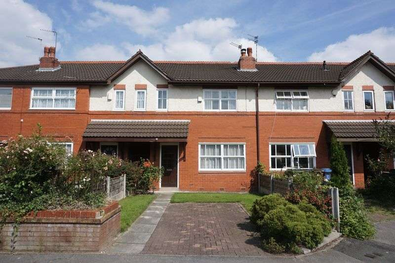 3 Bedrooms Terraced House for sale in Dane Avenue, Cheadle Heath