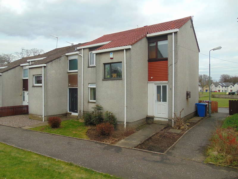 3 Bedrooms End Of Terrace House for sale in Forrest Walk, Uphall, West Lothian