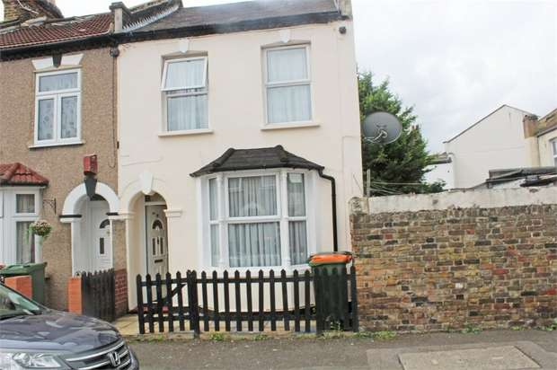 2 Bedrooms End Of Terrace House for sale in Adine Road, London