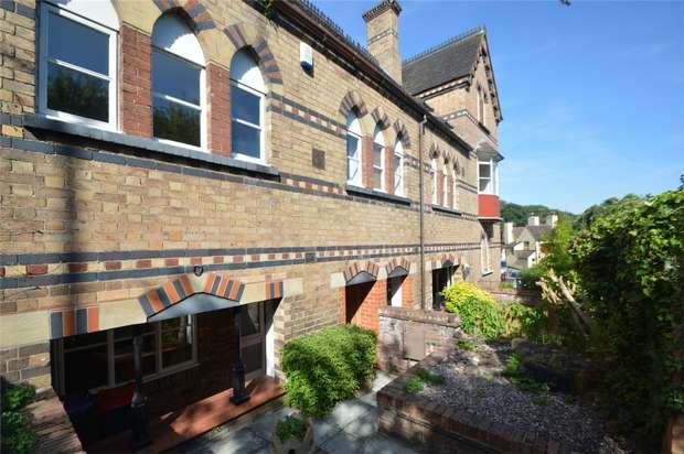 2 Bedrooms Terraced House for sale in 1B Wesley Road, Ironbridge, Shropshire