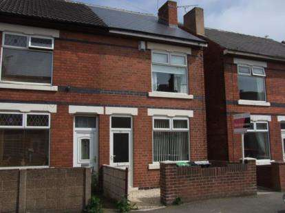 2 Bedrooms Semi Detached House for sale in Park Street, Kirkby-in-Ashfield, Nottingham, Nottinghamshire