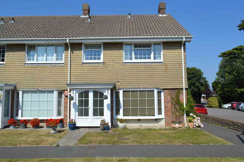 4 Bedrooms End Of Terrace House for sale in Lodge Gardens, Alverstoke