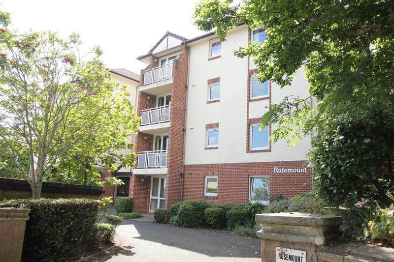 2 Bedrooms Flat for sale in Rosemount, Roundham Road