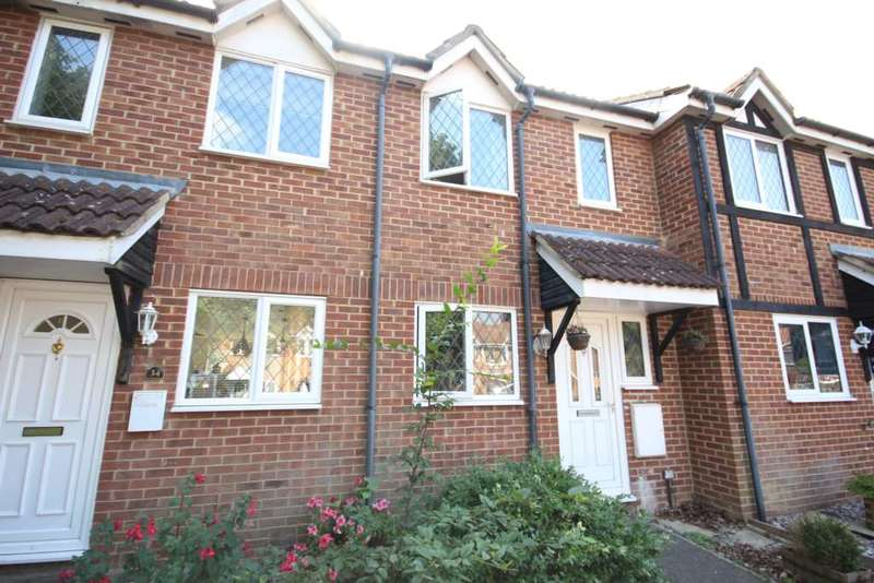 2 Bedrooms Terraced House for sale in Radcliffe Way, Bracknell