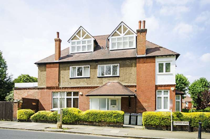 3 Bedrooms Flat for sale in Teignmouth Road, Mapesbury Estate, NW2
