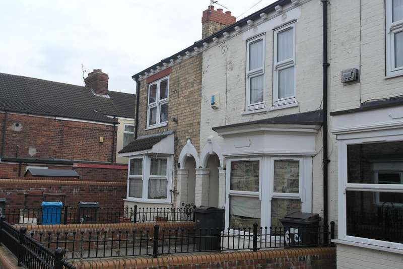 2 Bedrooms Terraced House for sale in White Street, Hawthorn Avenue, Hull, HU3 5PS