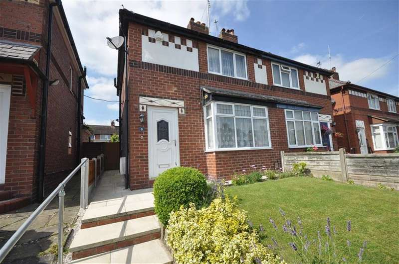 2 Bedrooms Property for sale in St Andrews Road, Macclesfield