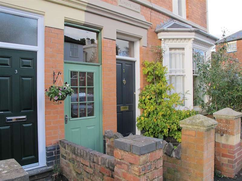 1 Bedroom Flat for sale in Woolhope Road, Worcester