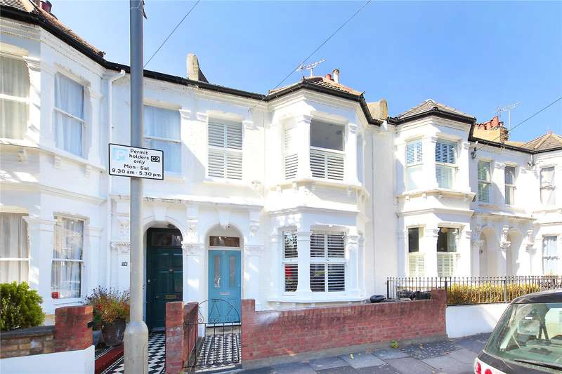 4 Bedrooms House for sale in Keildon Road, Battersea, London, SW11