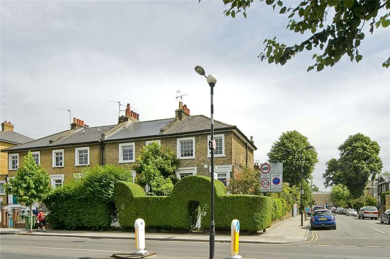 4 Bedrooms Terraced House for sale in Southgate Road, De Beauvoir, N1
