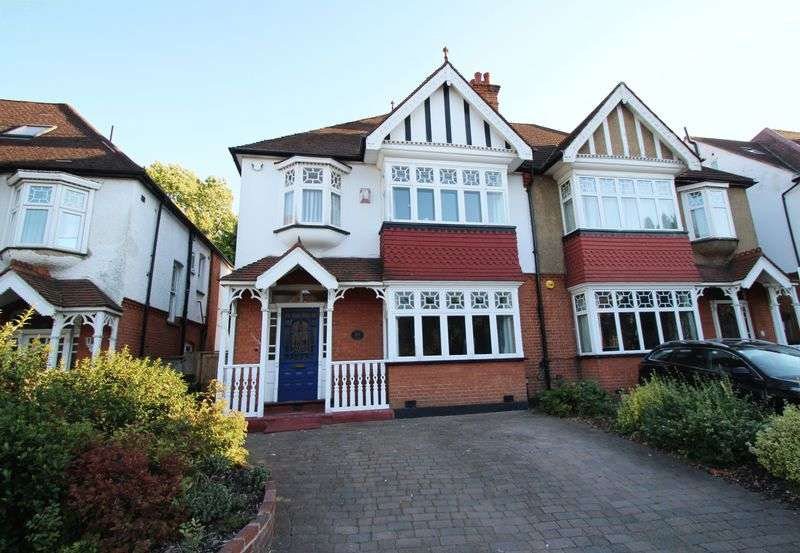 4 Bedrooms Semi Detached House for sale in Pinner Road, Pinner