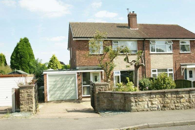 3 Bedrooms Semi Detached House for sale in Farnsworth Avenue, Rainworth