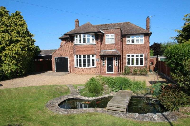 5 Bedrooms Detached House for sale in Cucumber Lane, Norwich