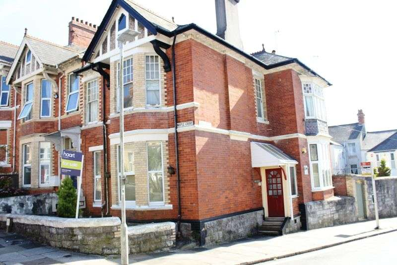1 Bedroom Flat for sale in Maple Grove, Mutley, Plymouth