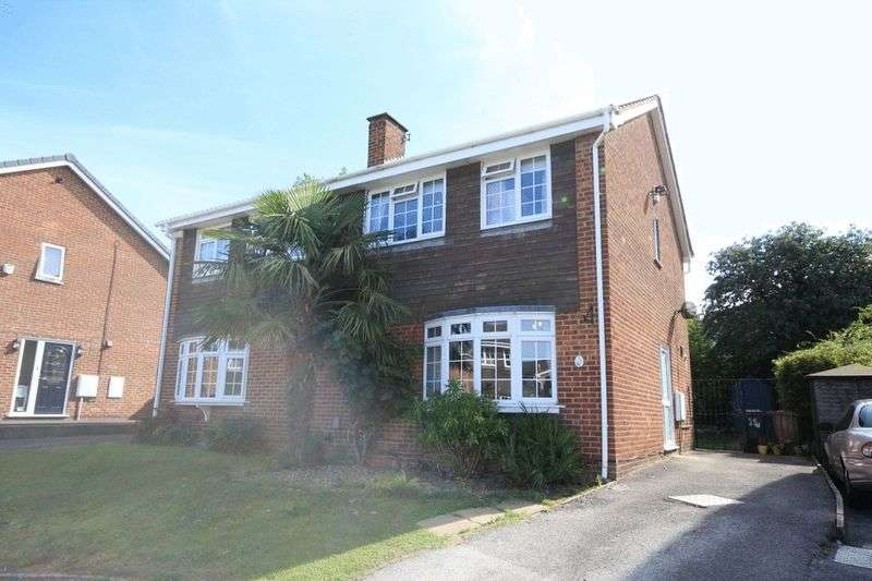 3 Bedrooms Semi Detached House for sale in DEACON CLOSE, OAKWOOD