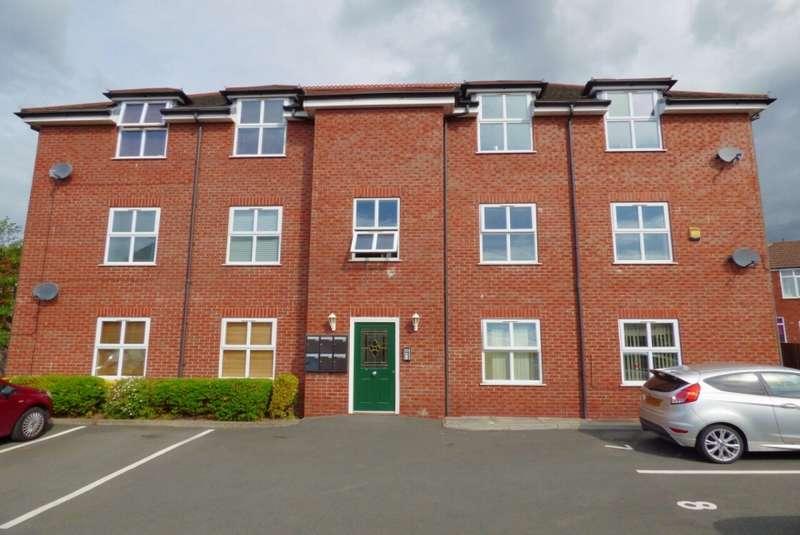 1 Bedroom Penthouse Flat for sale in Vine Street Hazel Grove Stockport