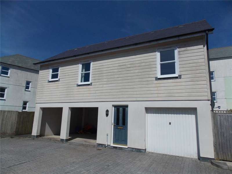 2 Bedrooms Detached House for sale in Laity Fields, Camborne