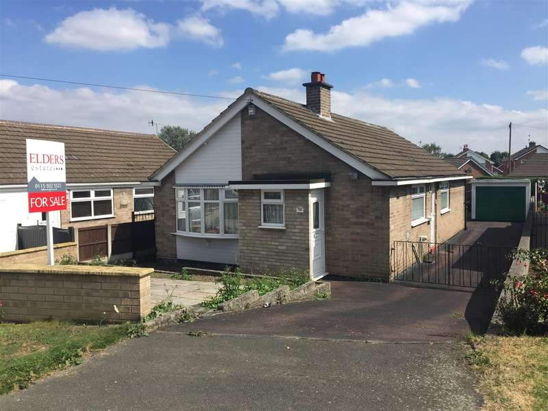 2 Bedrooms Bungalow for sale in Cantelupe Road, Ilkeston