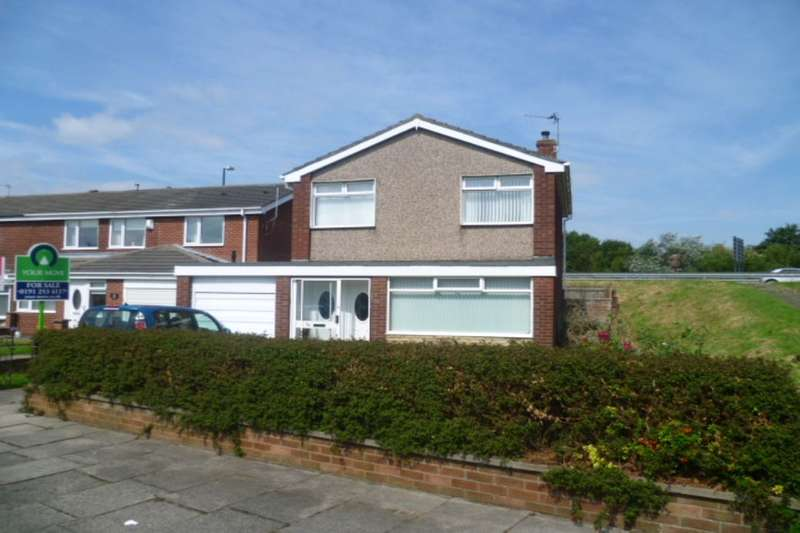 3 Bedrooms Detached House for sale in Stirling Drive, North Shields, NE29