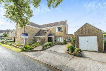 3 Bedrooms Detached House for sale in West Coker, Yeovil, Somerset